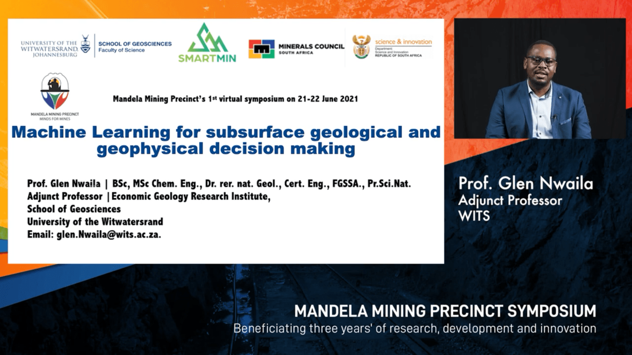 Machine Learning in Mining and Geology